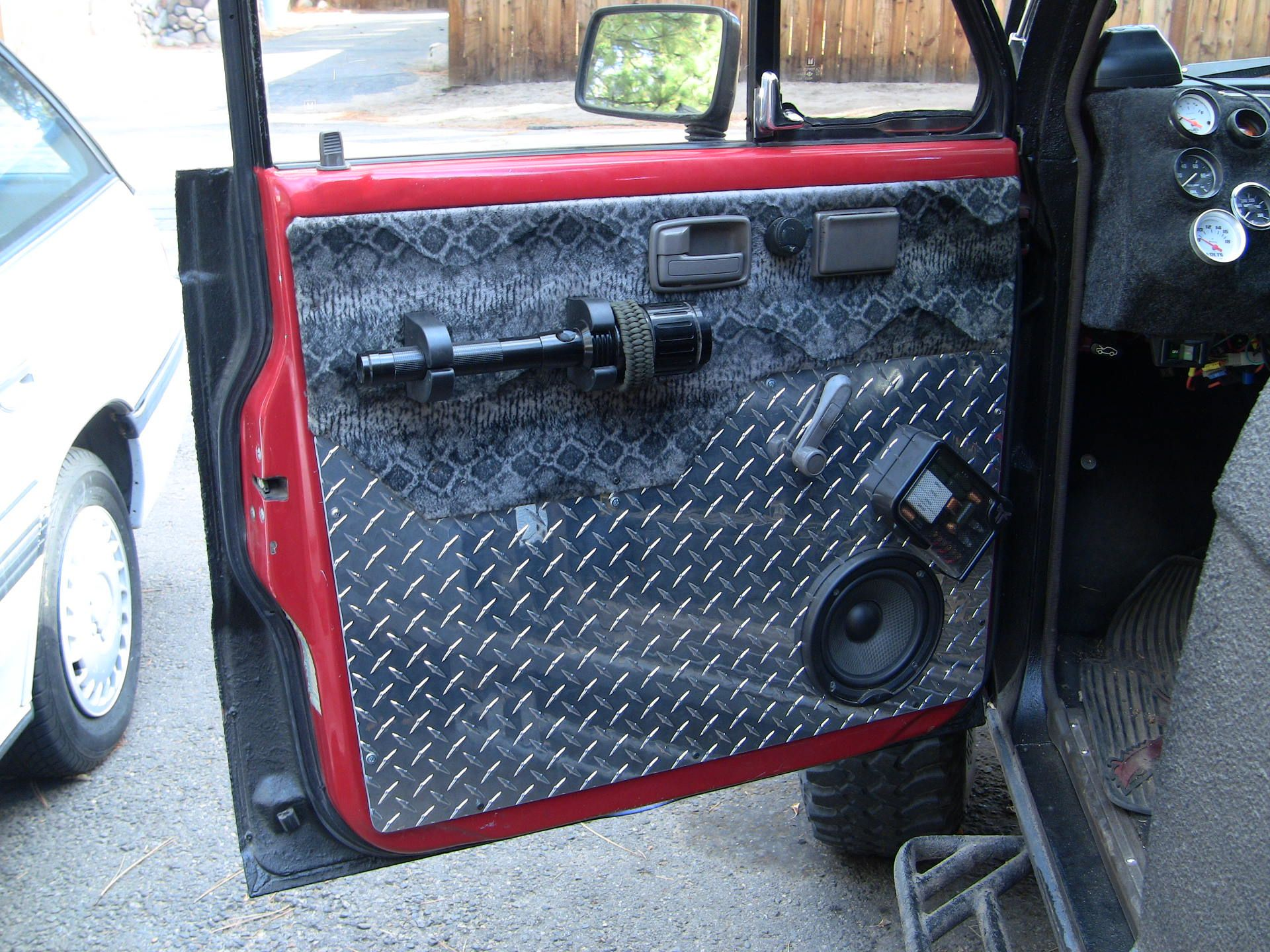 My Trooper Image By Ken Roule Overland Truck Jeep Xj Truck Interior