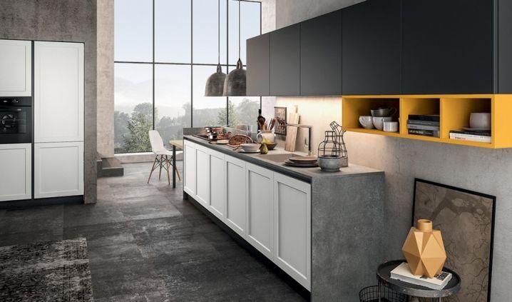 Cucina Frame by Arredo3, una cucina di design realizzata con ottimi ...
