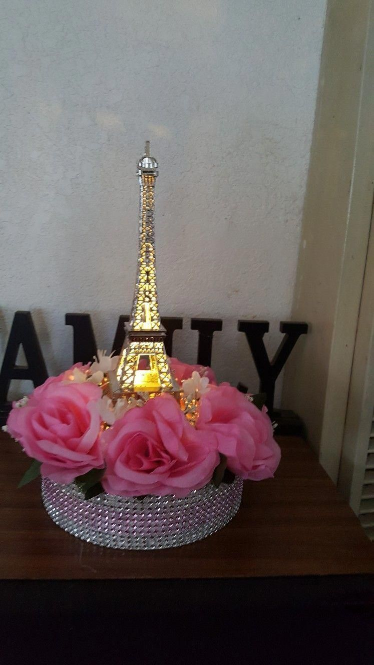 Sentimental Reduced Quinceanera Party Ideas Upgrade Now Paris Theme Party Paris Birthday Parties Paris Themed Birthday Party