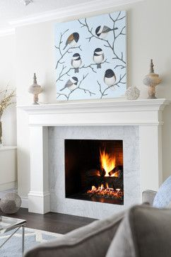 Stone Tile Around Fp Casual Elegance Transitional Living Room Vancouver Enviable Design Fireplace Design Transitional Fireplaces Fireplace Mantle Decor
