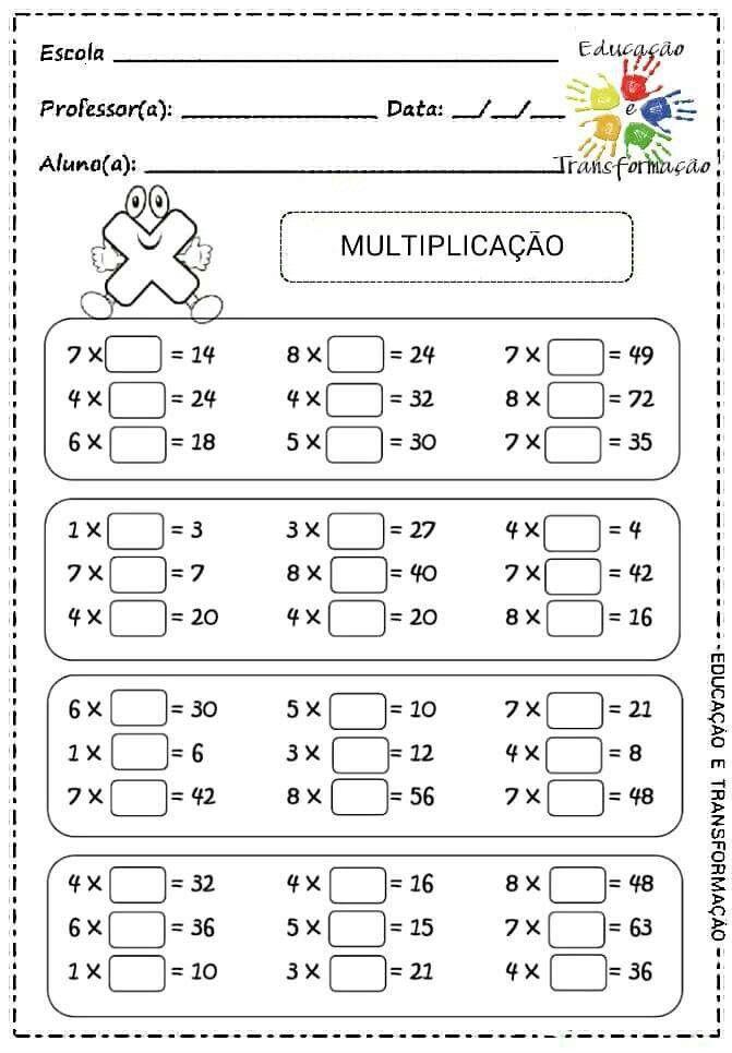 Pin von ศุภานันท์ แก้วเงิน auf คณิตศาสตร์ | Pinterest | Kinderübung ...
