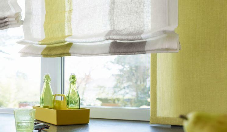 Tende In Tessuto Pesante : Tende a pacchetto tende tende tende per finestra