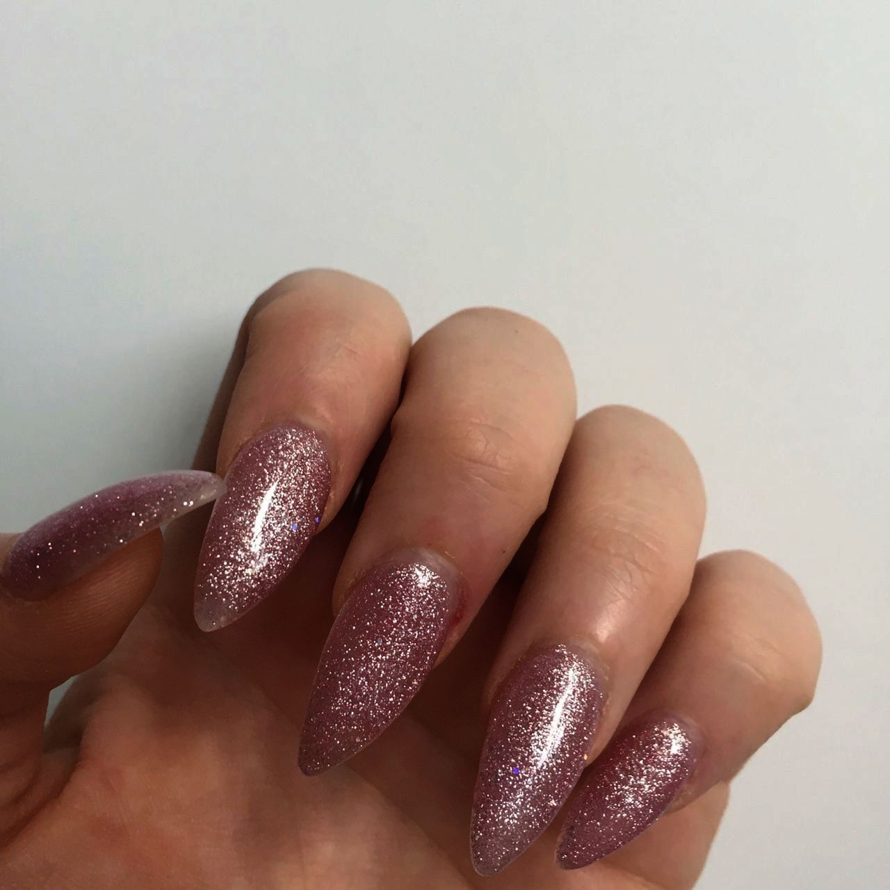 Vrenmol Gel Nail Polish Set 6pcs Soak Off UV LED Diamond