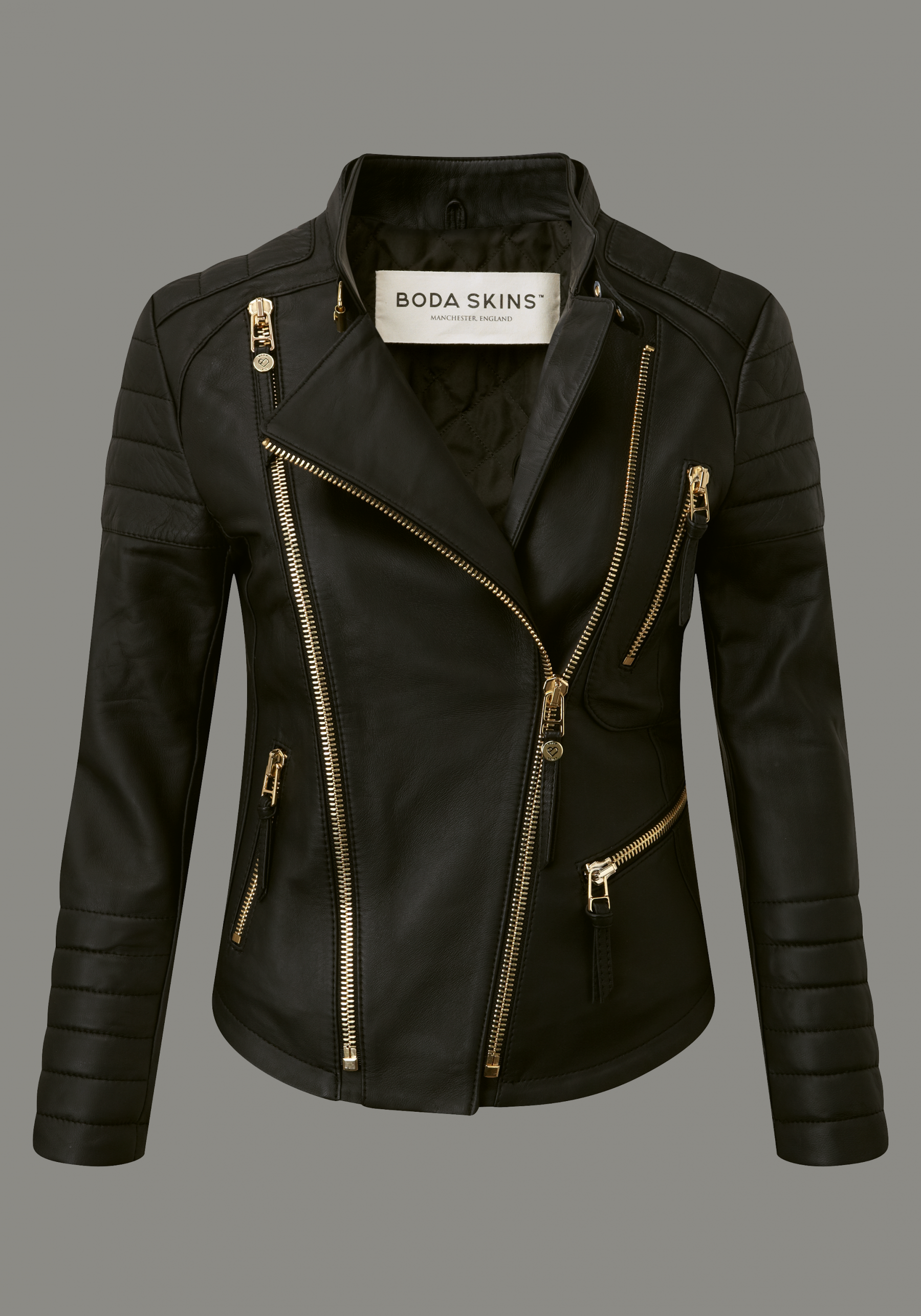 Luna V.2 (Gold Hardware) - Jackets - Women - Boda Skins | Fabulous ...