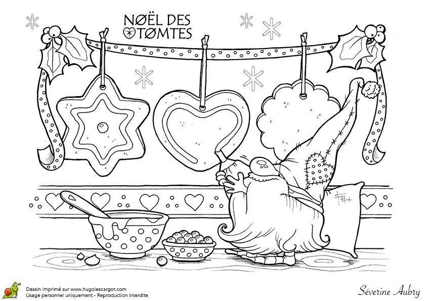 Гномы.Séverine Aubry. – 12 фотографий | Рождественские ...