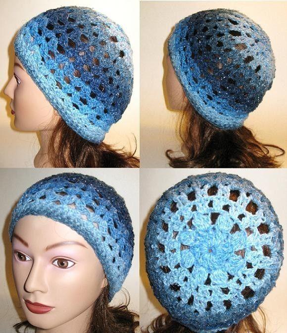 Free Crochet Hat Patterns Easy Crocheted Hat Patterns Free