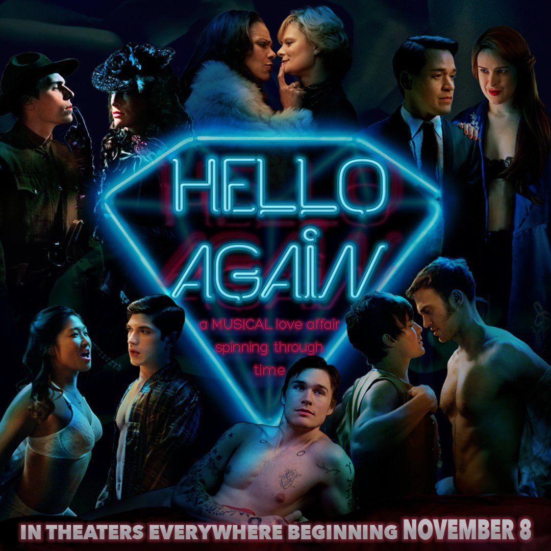 Hello Again Movie Release Date Nov 8th, 2017.