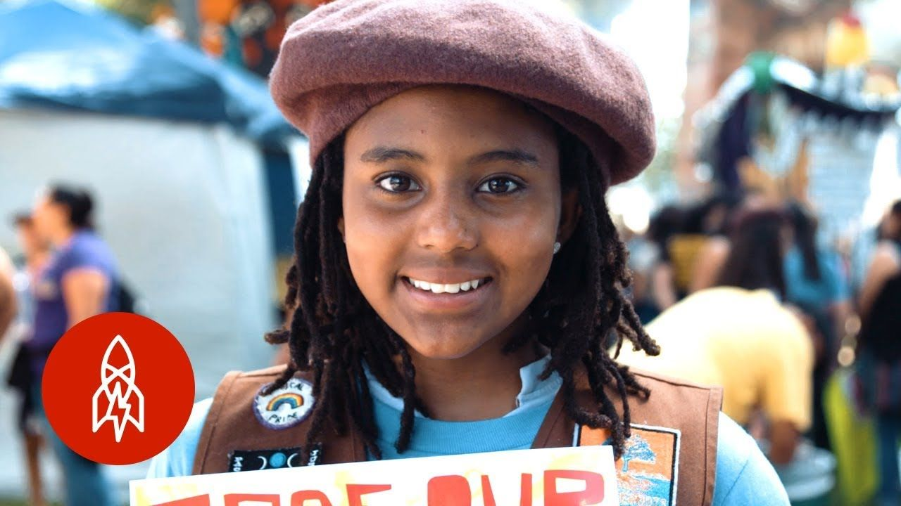 How a Troop of Grade School Girls Are Fighting for Justice
