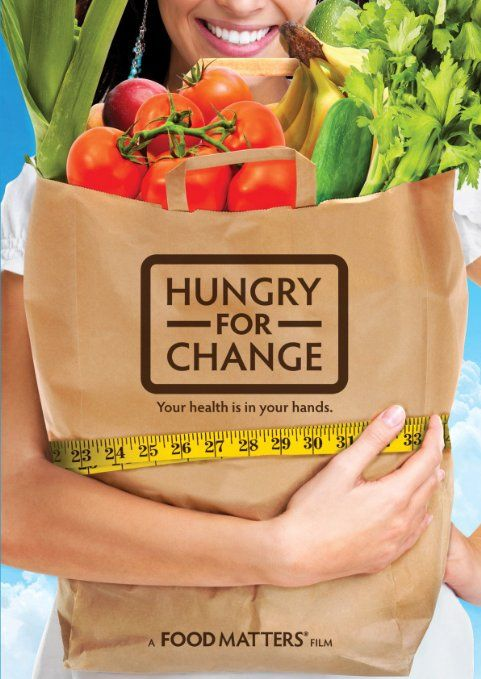 HUNGRY FOR CHANGE exposes shocking secrets the diet, weight loss and food industry don't want you to know about: deceptive strategies designed to keep you coming back for more. Find out what's keeping you from having the body and health you deserve and how to escape the diet trap forever. Featuring interviews with bestselling health authors and leading medical experts plus real-life transformational stories with people who know what it's like to be sick and overweight.