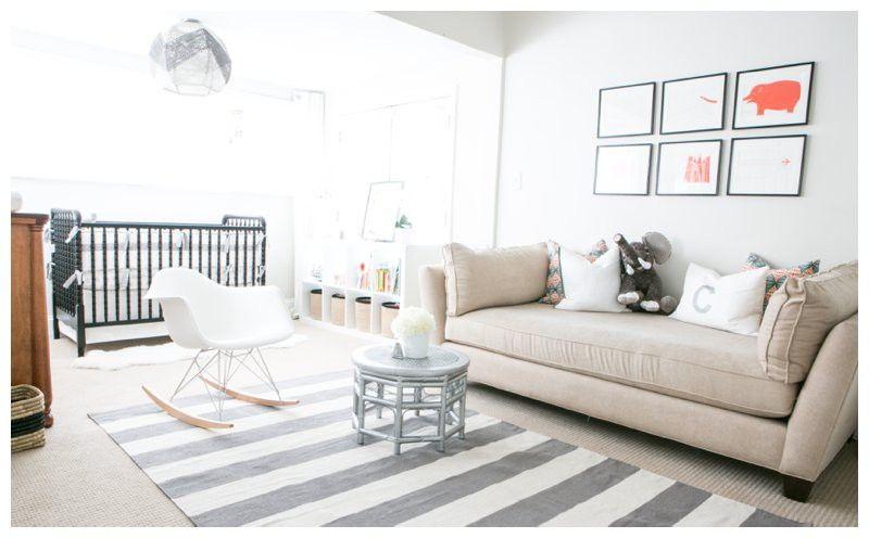 Cute Nursery by Shawna Underwood Design