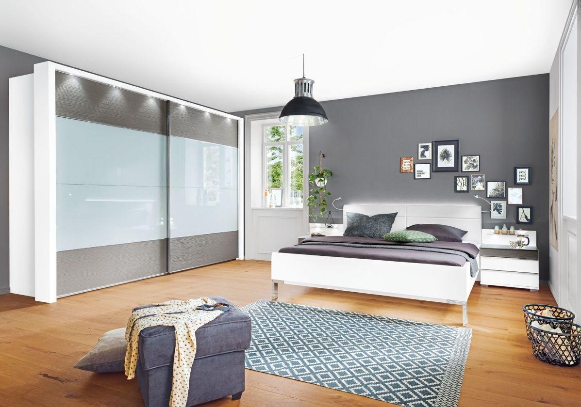Mondo Schlafzimmer Set Set Cassano Plus Holznachbildung Weiss