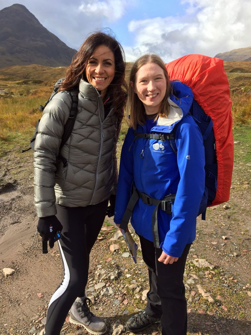 ITV's Britain's Favourite Walks: Top 100 | Julia bradbury ...