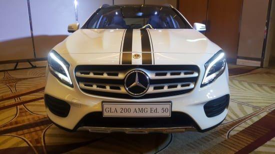 Mercy Gla 200 Amg Edition 50 Hadir Di Indonesia Dengan Harga 799