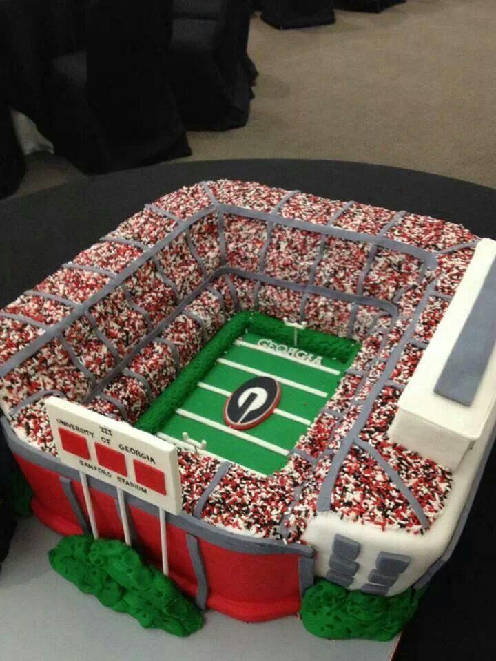football stadium cake cakes pinterest kuchen kuchen kekse und torten. Black Bedroom Furniture Sets. Home Design Ideas