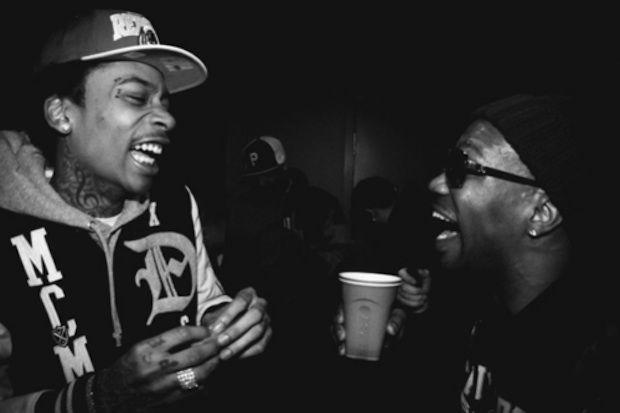 Wiz Khalifa + Juicy J
