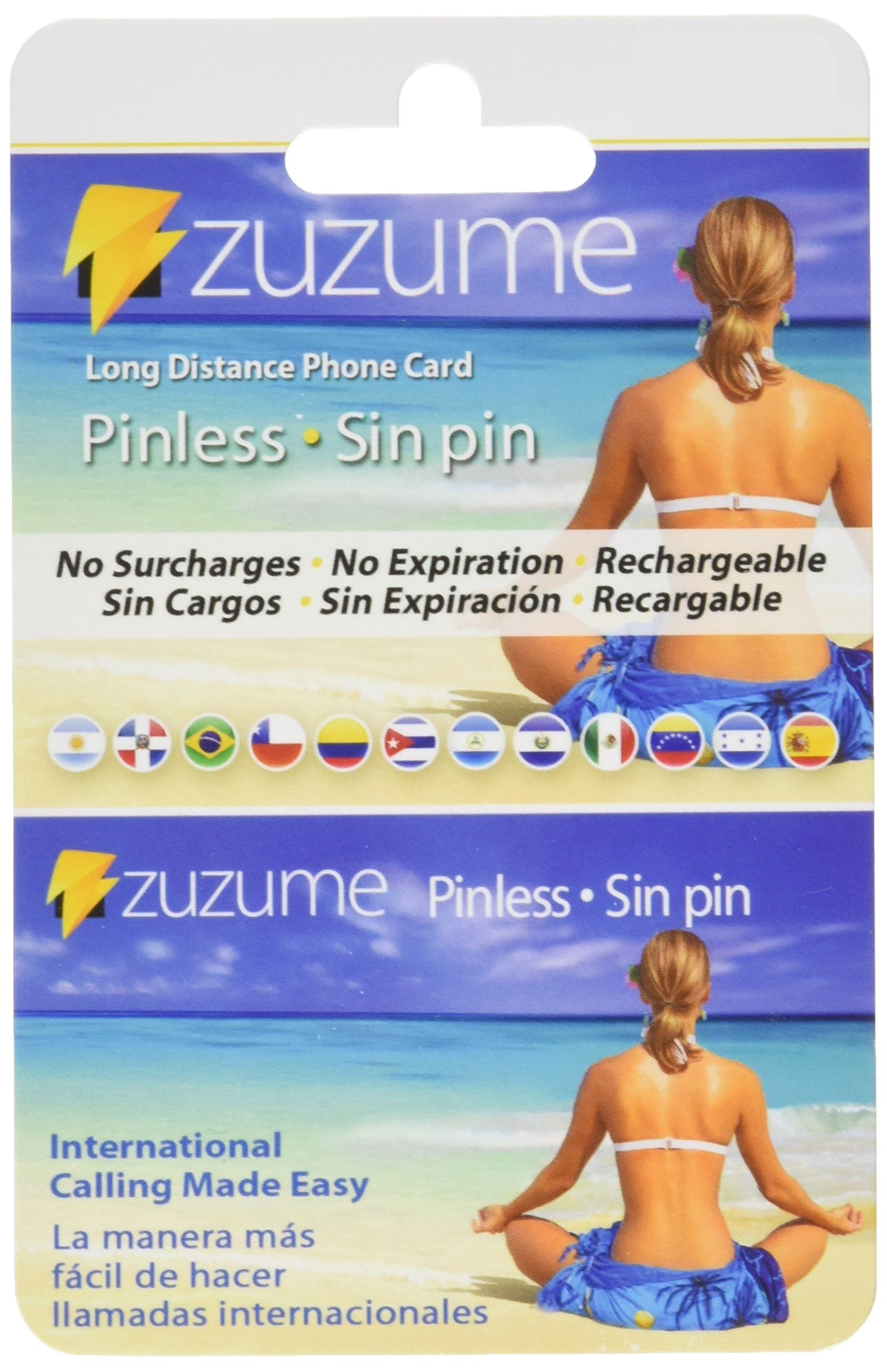 zuzume prepaid phone calling cards for cheap international long distance calls choose 510 - Prepaid Calling Cards