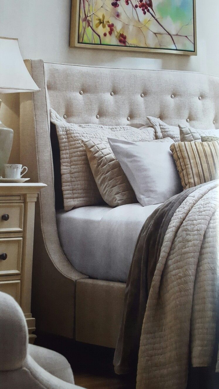 Raymour and Flanigan Kari Bed Master bedroom, Dream