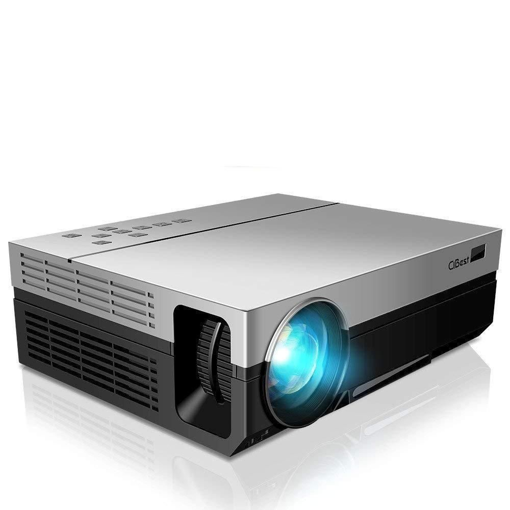 CiBest T26 LED Video 1080p Home Theater projector in 2019
