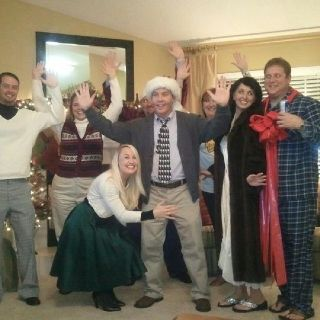 Christmas Vacation themed PARTY! @Kristen Herrmann yes. CHristmas ...