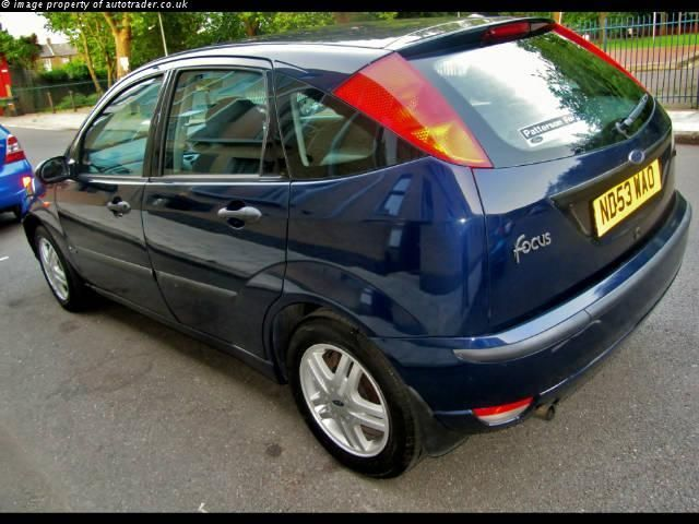 2003 Ford Focus Zx5 Mine Was Black Used Cars Car Find Ford Focus