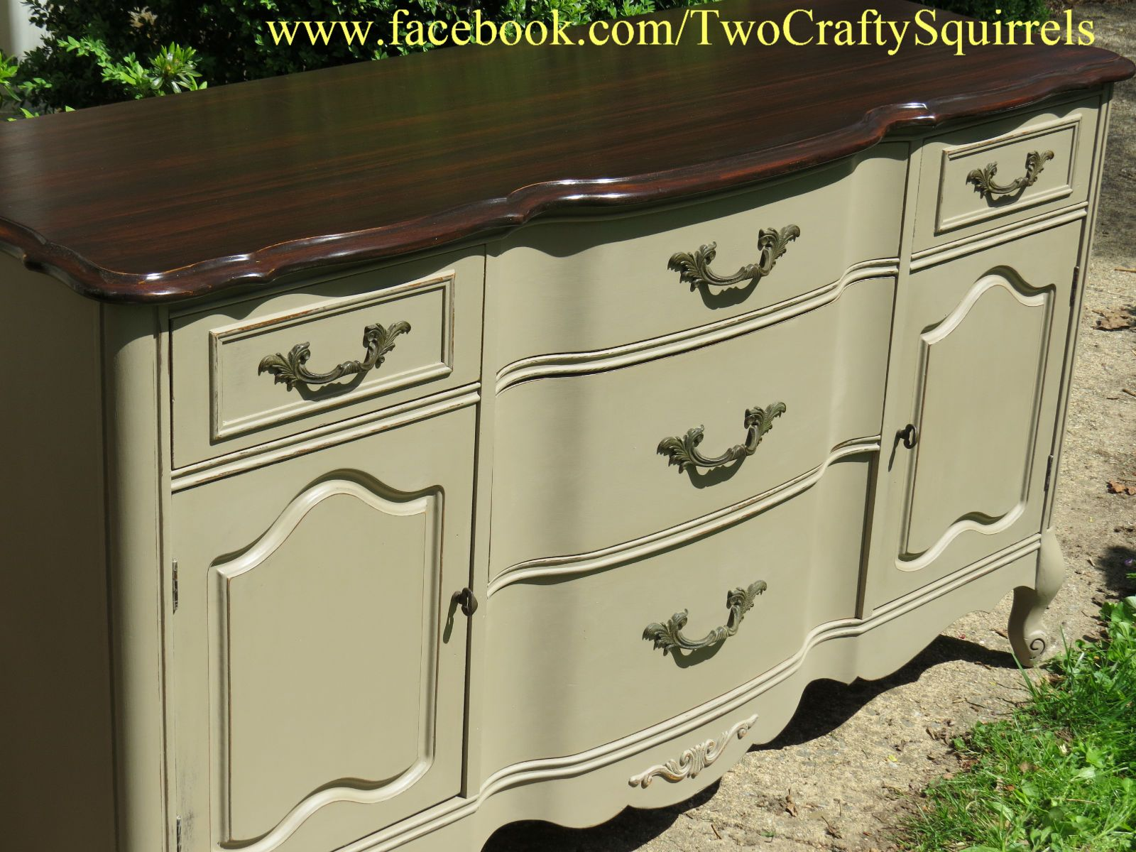 Annie Sloan Chalk Paint Coco And General Finishes Java Gel