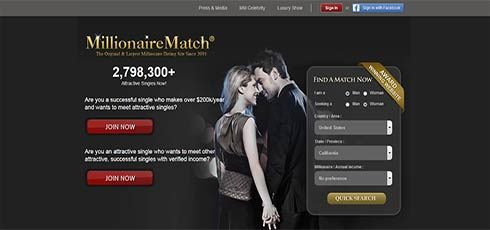 Millionaire dating website uk why older men like dating younger women