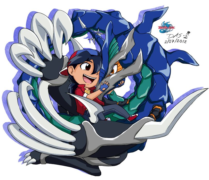 Dragoon tyson beyblade beyblade characters chibi et digimon - Beyblade driger wallpaper ...