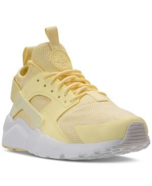 96bd21eda8e2 Nike Men s Air Huarache Ultra Breathe Casual Sneakers from Finish Line -  Yellow 11.5