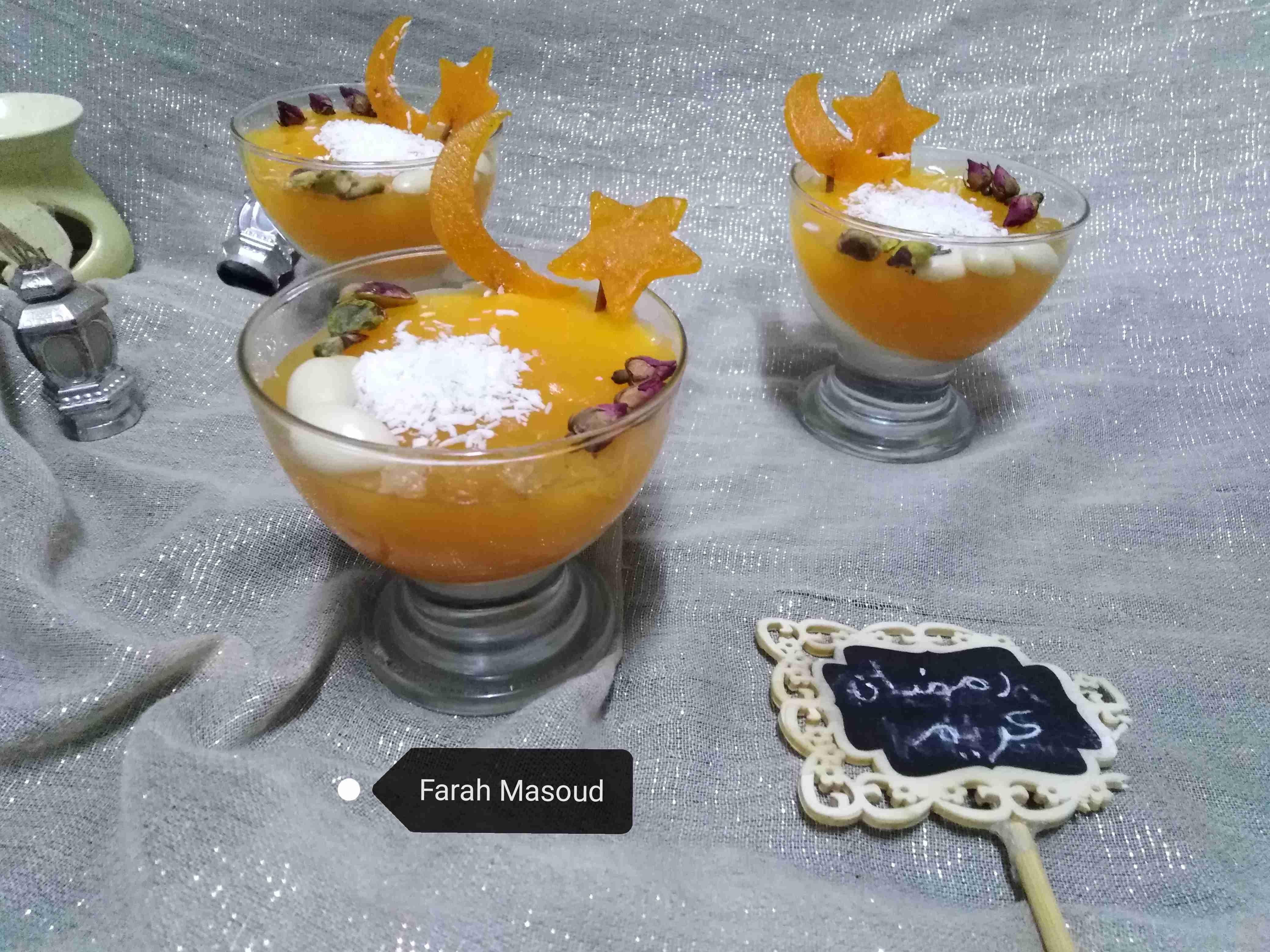 طريقة عمل مهلبية قمر الدين ملكة رمضان زاكي Recipe Chicken Comfort Chicken Dishes Easy Chicken
