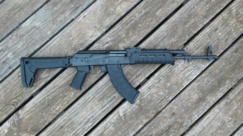 Wasr 10  With new Magpul furniture  | ak s | Guns, Weapons