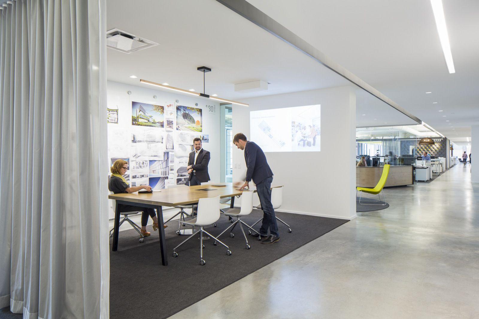 nbbjcolumbusofficedesign10 Corporate interior design