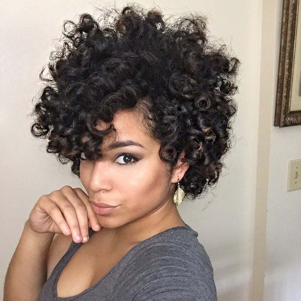perm rods and flexi rods on natural hair! | hairstyles to try