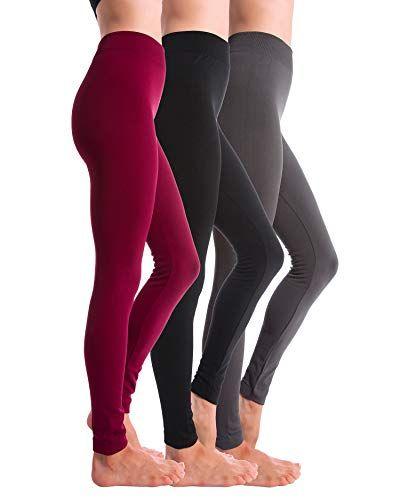 9a6e6d06e66f23 Pin by Bethany Dick on Christmas Wishlist | Thick leggings, Fleece leggings,  Fleece tights