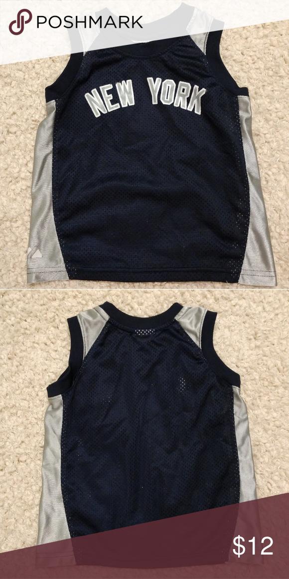 3b5a293c8 New York Yankees MLB Jersey Adidas Toddlers' Jersey adidas Shirts & Tops