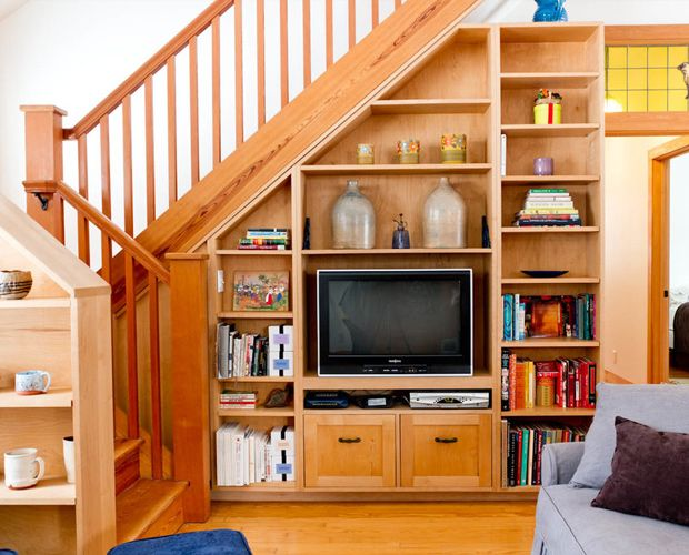 Tv Mounted On Staircase Google Search Stairs Design Space