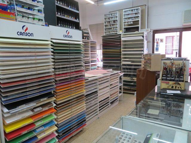 Plaka Técnica Madrid Materiales De Pintura Agencia De Publicidad Papelería