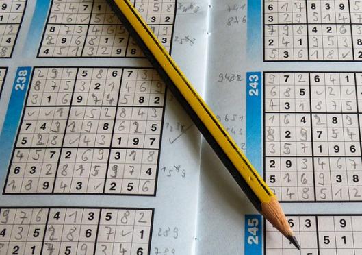 Sudoku spielen wird Sie zum Nachdenken anregen Blog