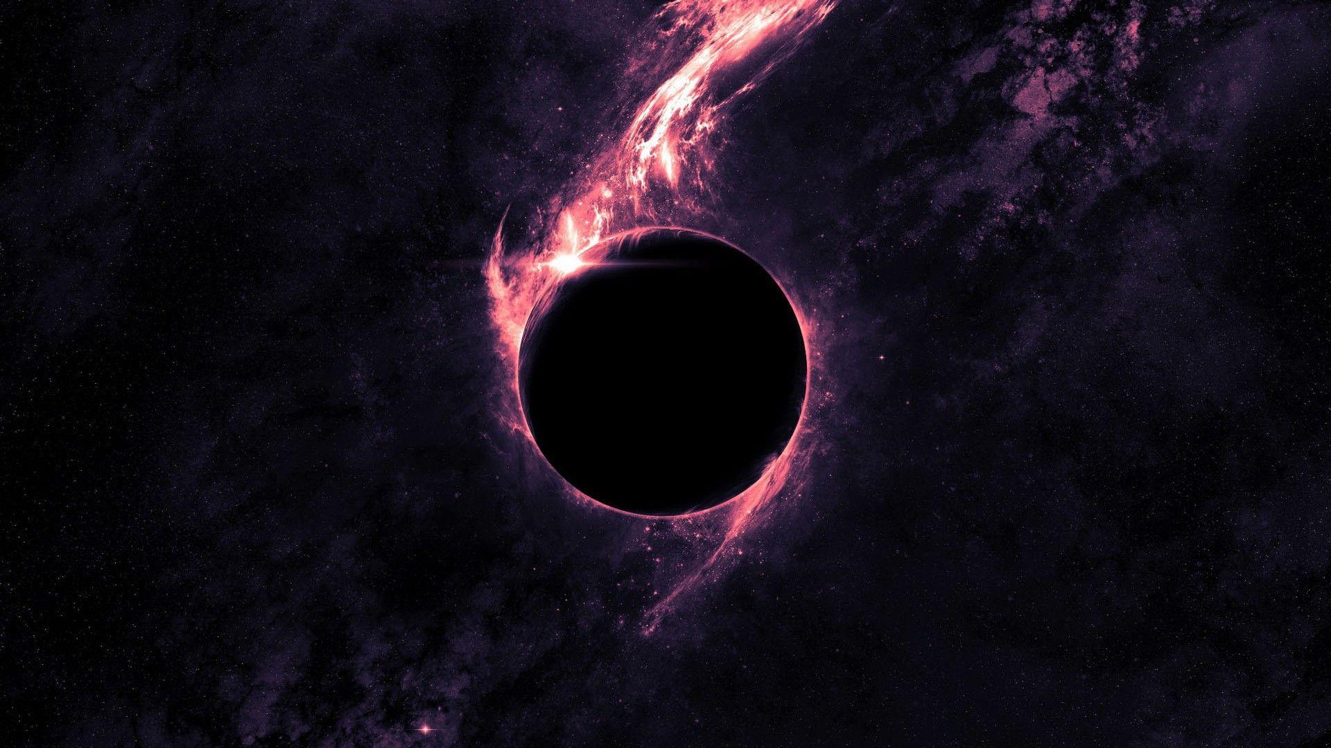 Higher Education S Event Horizon Black Hole Wallpaper Dark Purple Wallpaper Black Hole
