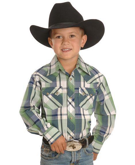 665b6ed92173 Toddler Boy western shirts