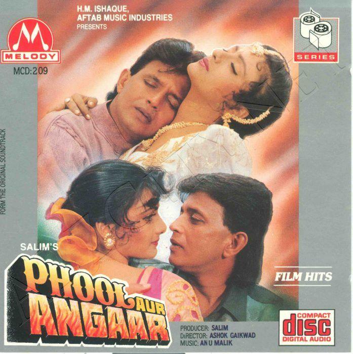Phool Aur Angaar 1993 Flac Mp3 Song Bollywood Songs Songs