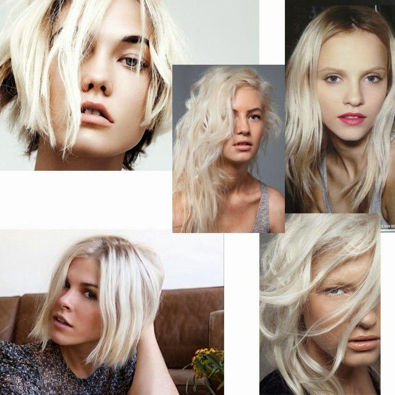 Platinum hair inspo Cheveux de vacances, Coiffure et Cheveux