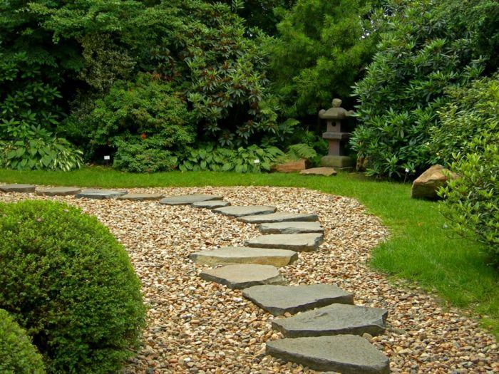 1001 conseils pratiques pour une dco de jardin zen - Pierre De Jardin Decorative