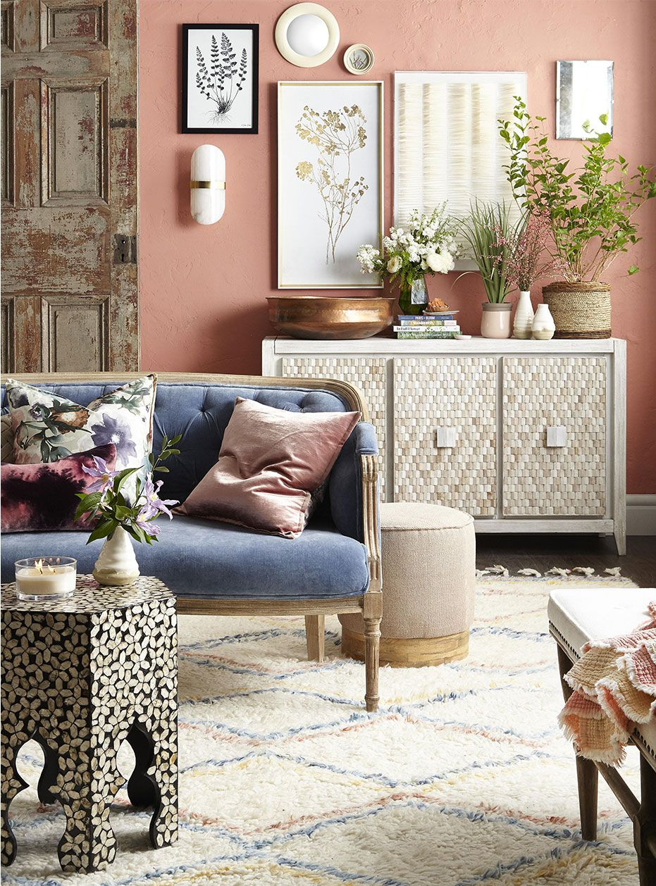 Spring Into A New Space Homesense Interior Paint Colors For Living Room Living Room Interior Interior Design Living Room Homesense living room decor