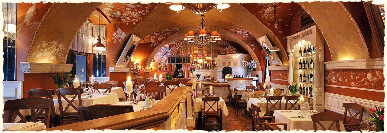 Miód Malina Restaurant Krakow Polish Cuisine In Krakow