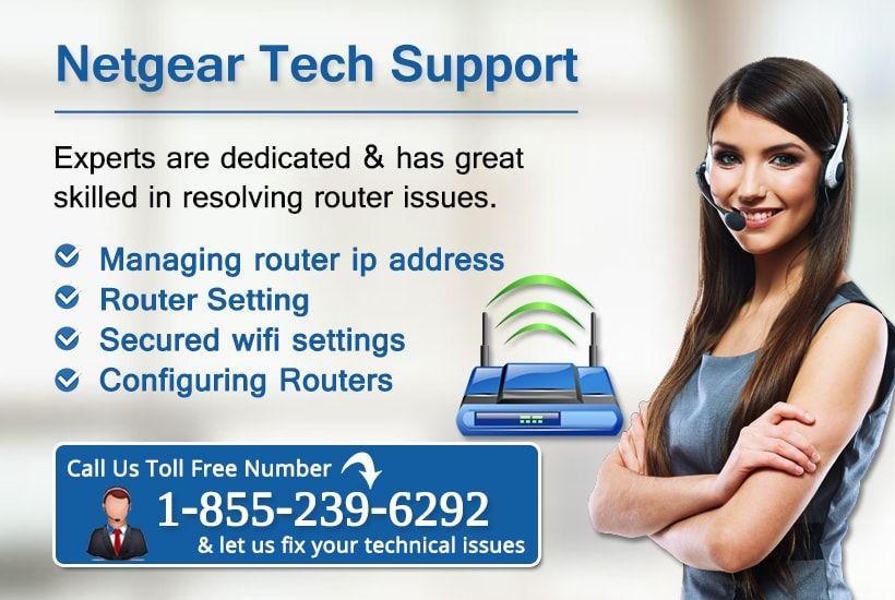 We provide best netgear internet wifi router installation IT support