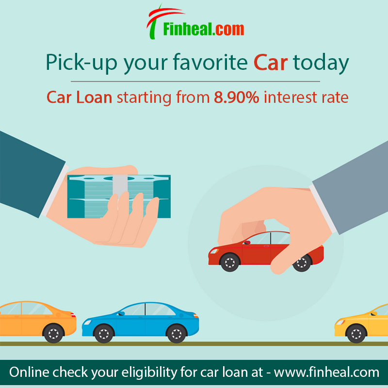 Pin By Finheal Finserve Pvt Ltd On Car Loan Car Loans Online Checks Interest Rates