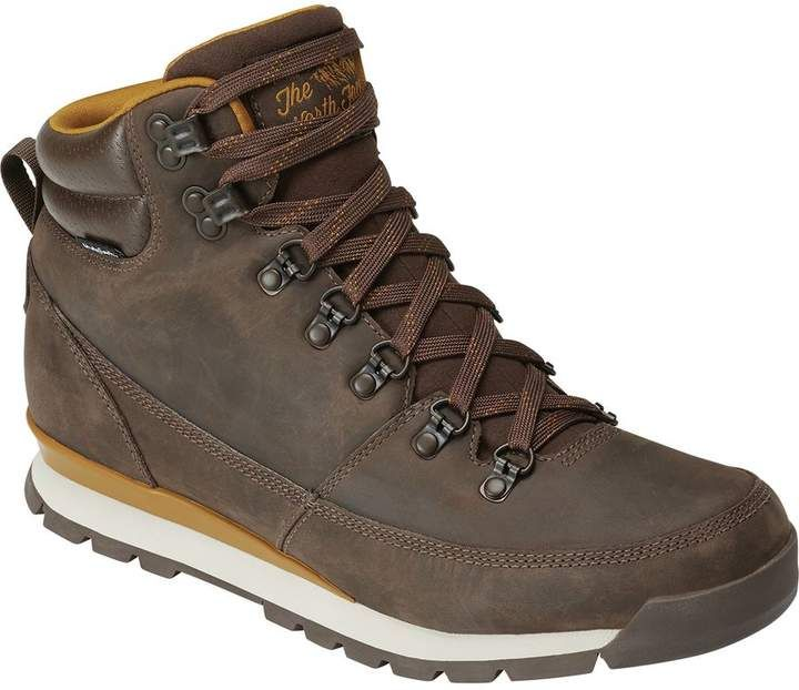 The North Face Back To Berkeley Redux Leather Boot Men S Mens Leather Boots Mens Winter Boots Boots