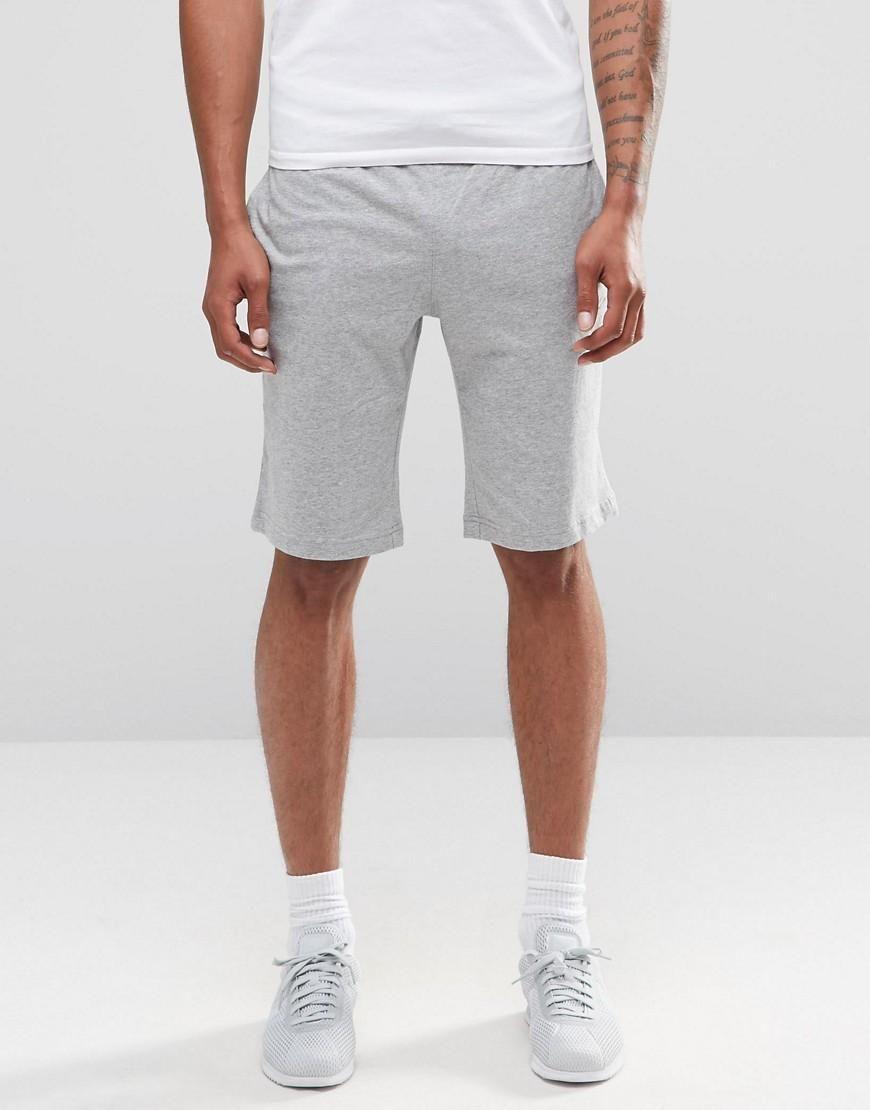 Nike Jersey Shorts In Grey 804419-063 at asos.com