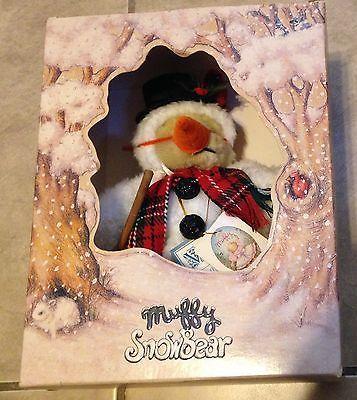 *Muffy Snowbear