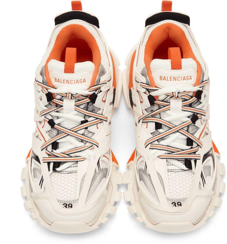 Balenciaga Track White Orange gia bao nhieu mua dau la tốt